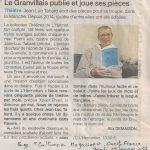 Cultures-Magazine Ouest-France du jeud 19 janvier 2017