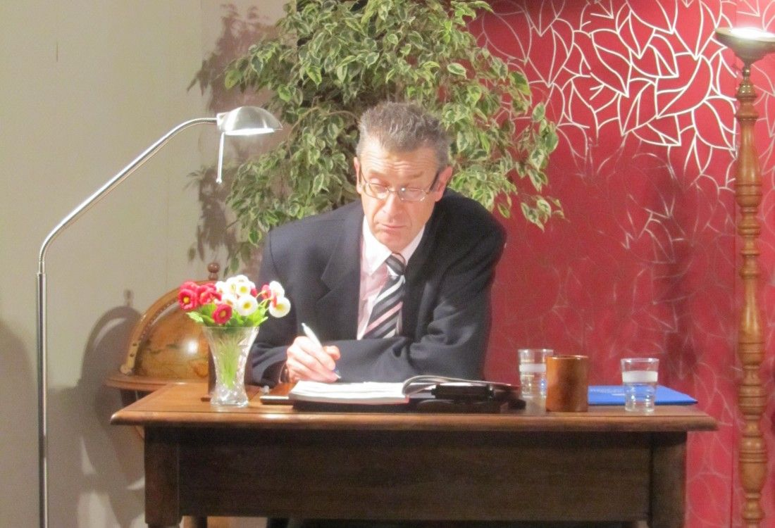 Jean Luc Tabard accueil