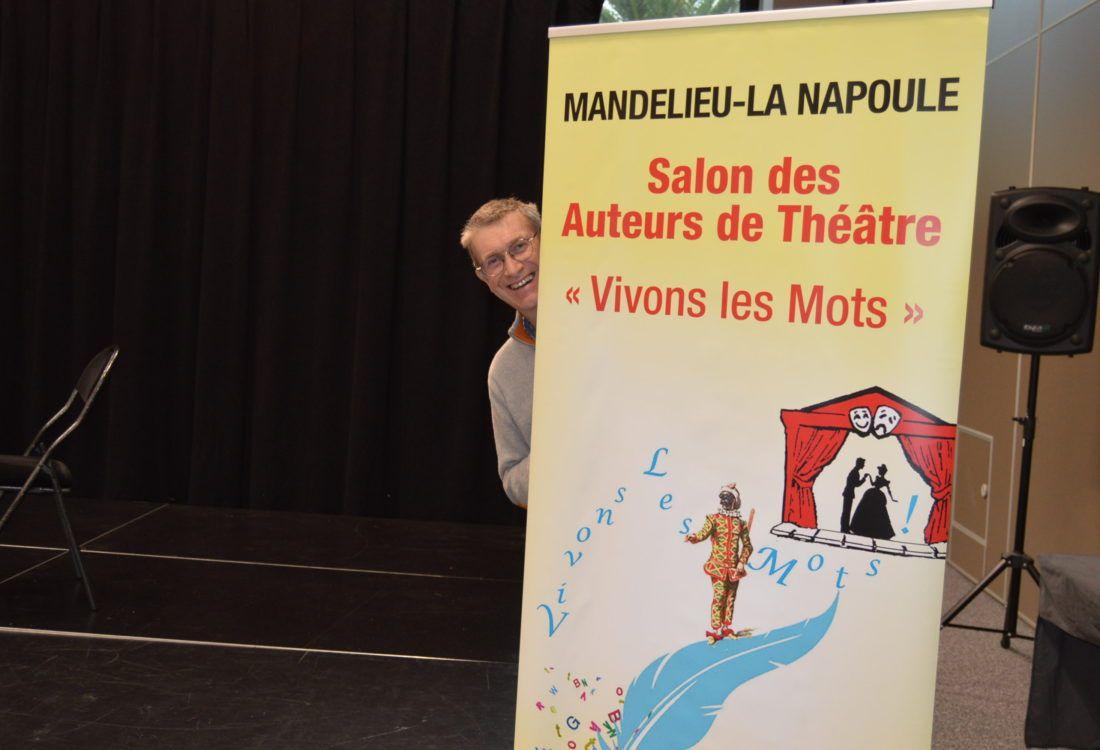 Salon Vivons les mots de Mandelieu-la-Napoule